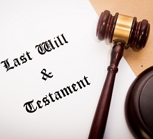 Last Will and testament · Law Office Of JD