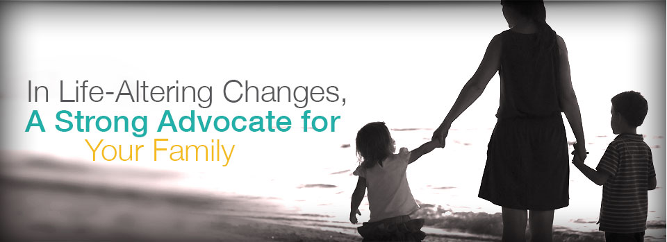 Family Law Dallas · Life-Altering Changes · Law office Of JD